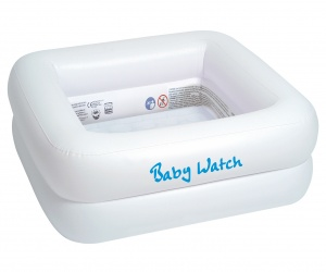 Happy People babywatch pour piscine Wehnckegonflable ø80 x 30 cm blanc