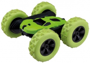 Happy People RC reversible stunt car Wild-Twister 20 cm green