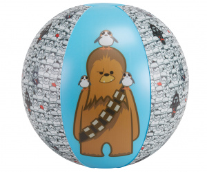 Happy People beach ball Star Wars29 cm blue