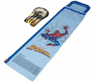Happy People waterglijbaan Marvel Spider-Man 460 cm blauw