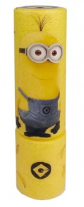 Happy People waterspuiter Minions Tim 15 cm geel