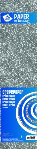 Haza Original crepe The Factorypaper 150 x 50 cm silver per sheet