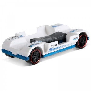 Hot wheels Experimotors auto Zoom In 7 cm wit