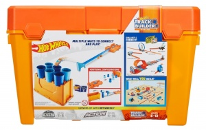 Hot Wheels Track Builder Stunt racebaan basiskist