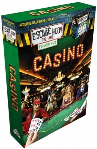 Identity Games Escape Room Casino uitbreidingsset