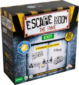 Identity Games Escape Room The Game (NL)