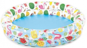 Intex aufblasbares Schwimmbecken Fruit junior 122 cm Vinyl