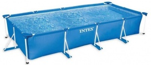 Intex Pool design Frame Pool 450 x 220 x 84 cm blue