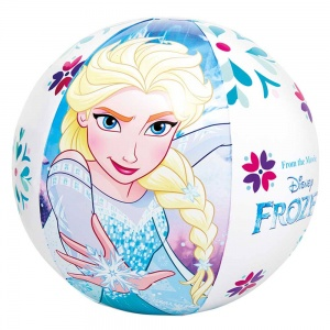 Intex beach ball Frozen51 cm blue/white
