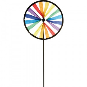 Invento windmühle Magic Wheel Regenbogen 50 x 16 cm Polyester