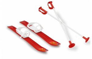 Jamara children's skis Cross-Country 1st Step red 60 cm