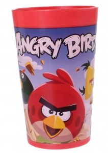 Jemini bécher Angry Birds rouge 270 ml