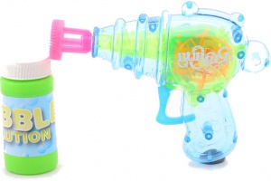 Johntoy bellenblaaspistool Bubble Machine