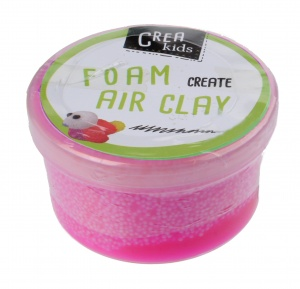 Johntoy Crea Kids putty 6,5 cm roze