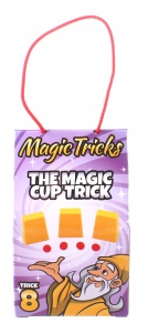 Johntoy magic truck the magic cup trick light purple