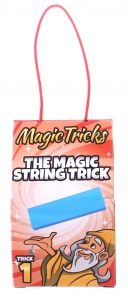 Johntoy magic truck the magic string trick red