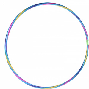 Johntoy hula hoop Outdoor Fun laserprint 68 cm