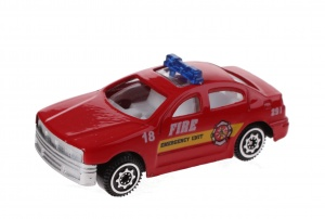 Johntoy Modell Limousine 1:64 rot 7 cm