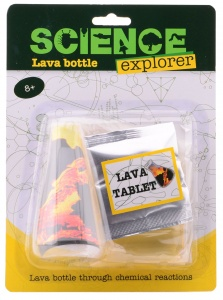 Johntoy Science Explorer: Maak je eigen lava