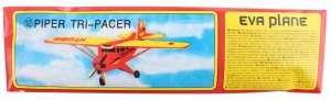 Johntoy Flugzeug Piper Tri-Pacer 17,5 cm