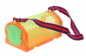 Jonotoys insect box with accessories 11 cm orange 3-piece