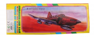 Jonotoys speedfire super glider throwing plane 32 cm