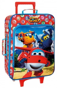 Joumma Super Wings soft trolley 26 liter
