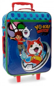 Joumma Yokai Watch Trolley junior blauw 25 liter