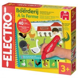 3ada22d059c Jumbo Electro Wonderpen Mini boerderij leerspel
