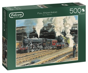 Jumbo Falcon Full Steam Ahead legpuzzel 500 stukjes