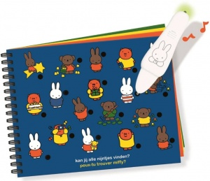 Jumbo Miffy Electro Wonderpen learning game