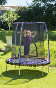 Jumpking My First Trampoline Raum 1,4 Meter blau