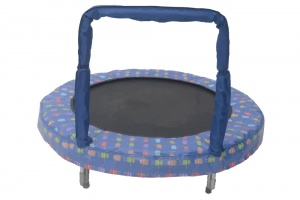 Jumpking trampolin-Roboter Mini Bouncer121 cm blau