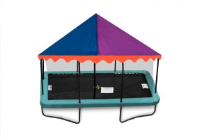 Jumpking trampoline Canopy circus tent 1,83 x 2,74 meter