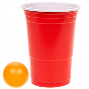 Kamparo beerpong drinking game 24-piece