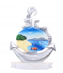 Kamparo magnet anchor fish 8 cm