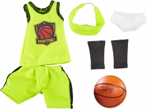 Käthe Kruse kruselings Joy basketball player outfit 6-piece