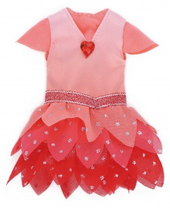 Käthe Kruse cruselings Joy doll dress magic outfit pink