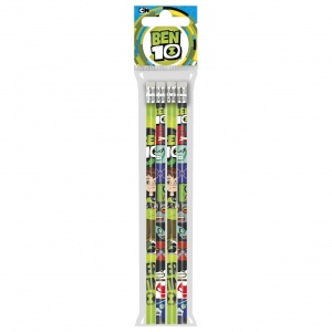 Kidea pencils Ben 10 4-piece