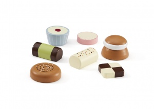 Kid's Concept wooden delicacies Fika 7-piece