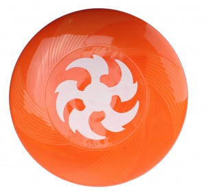 Free and Easy Fribee orange 35 cm