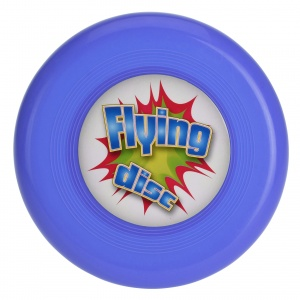 Free and Easy frisbee 15 cm blauw