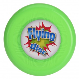 Free and Easy frisbee 15 cm groen