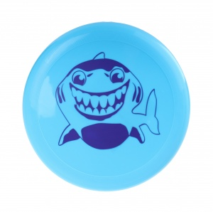 Free and Easy frisbee 22 cm blauw