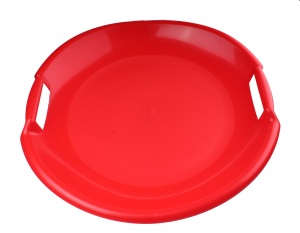 Free and Easy saucer sledge 50 cm red