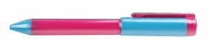 Free and Easy water sprayer 13 cm blue/fuchsia