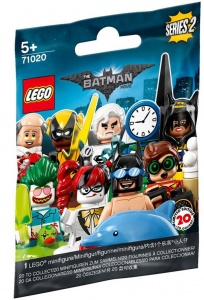 LEGO Batman: minifigure dans un sac surprise (71020)