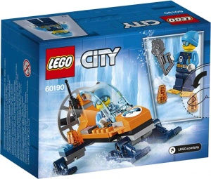 LEGO City: Arctic poolijsgliderg (60190)