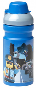 LEGO drinkbeker City junior 390 ml polypropyleen blauw