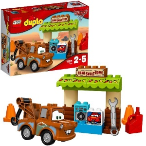 LEGO Duplo: Disney Cars 3 Takel (10856)
